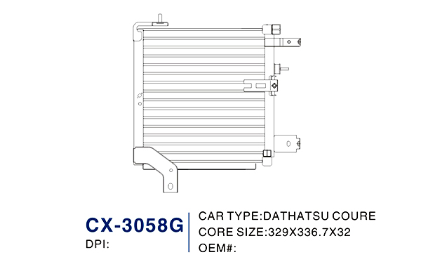 CX-3058G