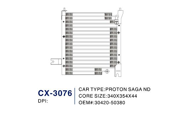 CX-3076