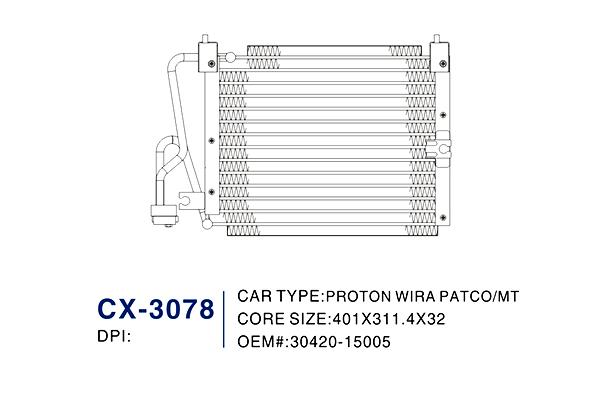 CX-3078