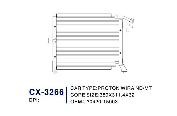 CX-3266